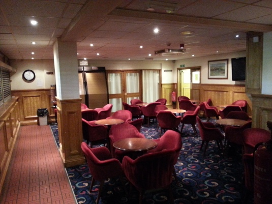 Main Bar at Newbury Park